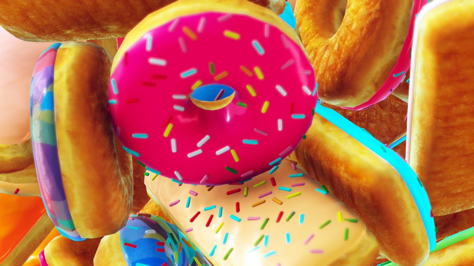Mmm. Donuts.