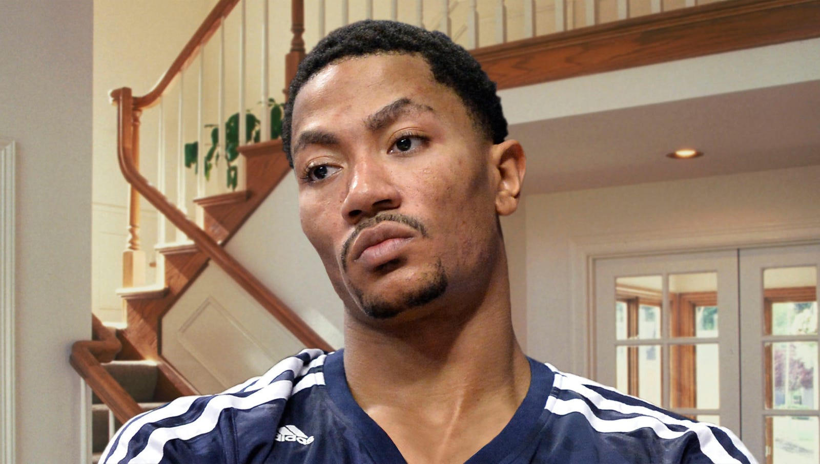 Friends, Family Say Derrick Rose Hasn't Said Single Word In Past 17 Days