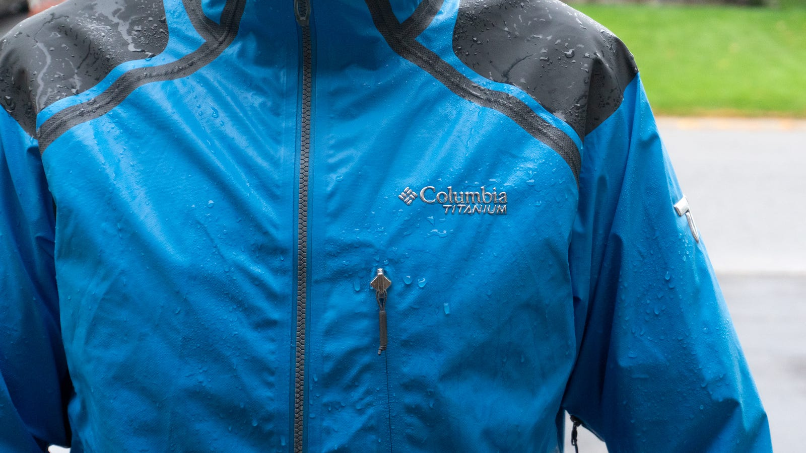 Columbia's OutDry Extreme material promised similar breathability as The North Face's Futurelight.