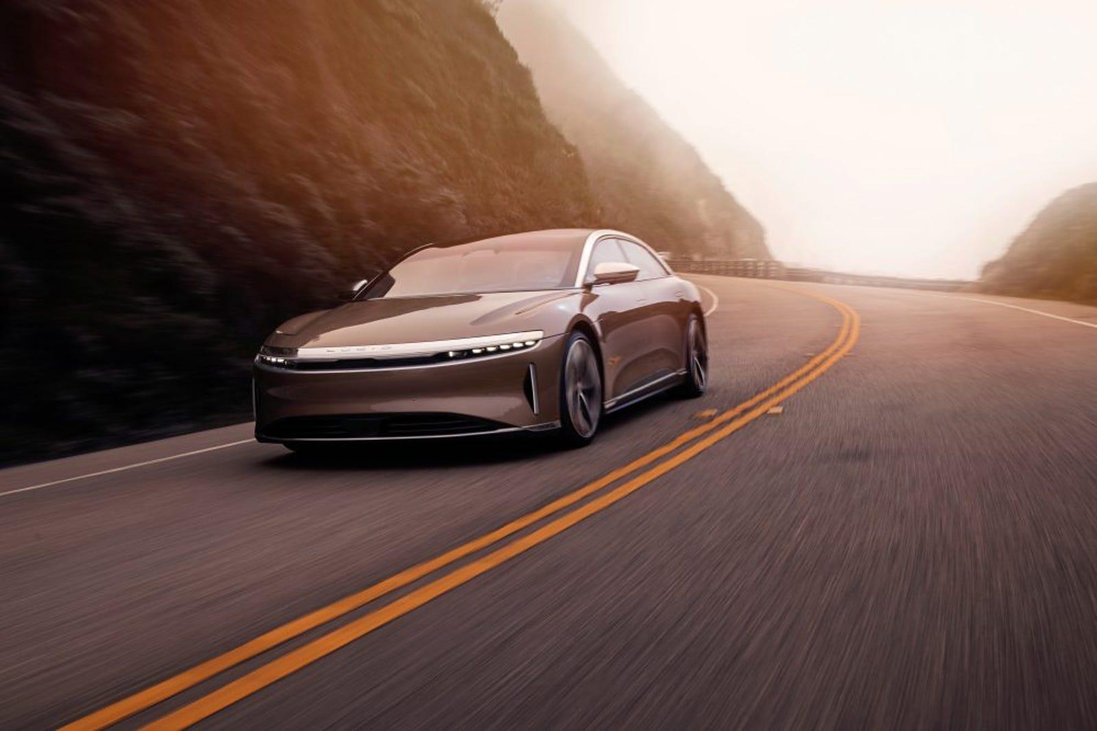 Illustration for article titled Así es el impresionante Lucid Air, o por qué Tesla y Elon Musk deberían estar preocupados