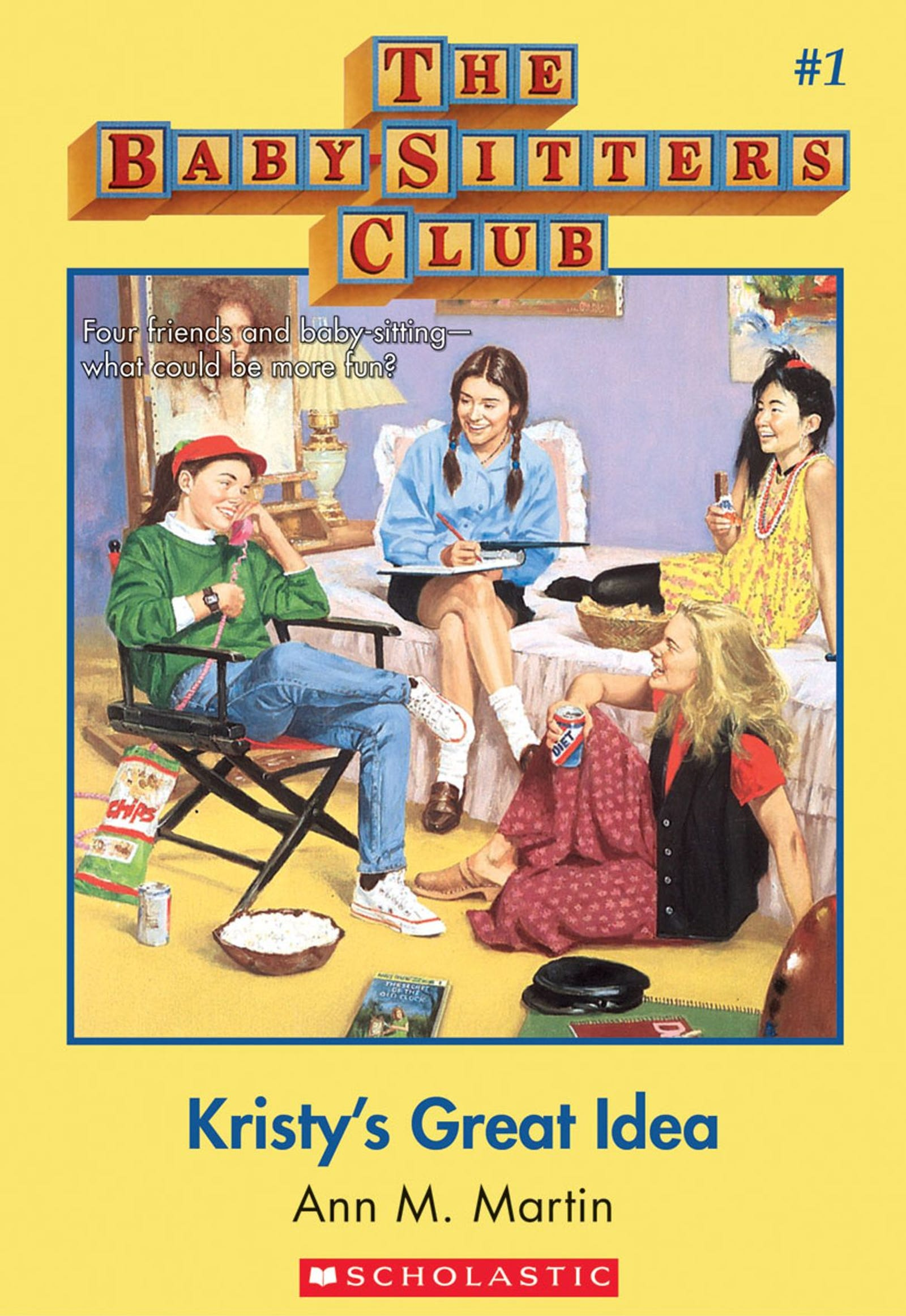 Illustration for article titled Over 30 years ago, iThe Baby-Sitters Club/i made space for girls from all backgrounds
