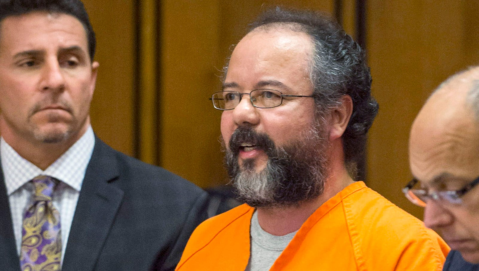 "Ariel Castro: ""Your honor, I'd be happy to take the lion's share of the blame for this one."""