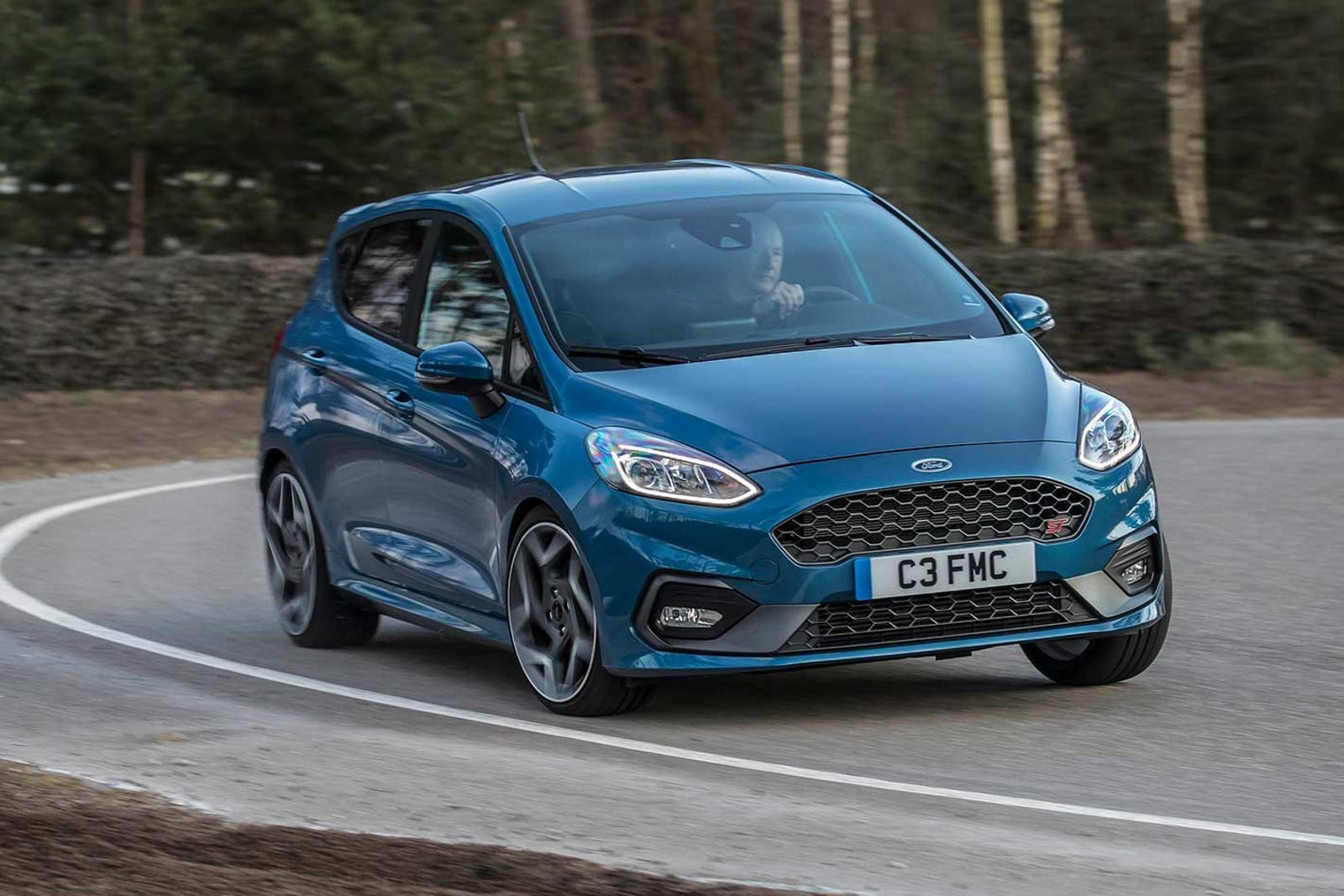 The Fiesta ST is an obvious choice, it's a small, powerful, nimble vehicle that can teach us a lot about car dynamics in a small package, and truly reflects how wide ranging and internationalized Ford can be.