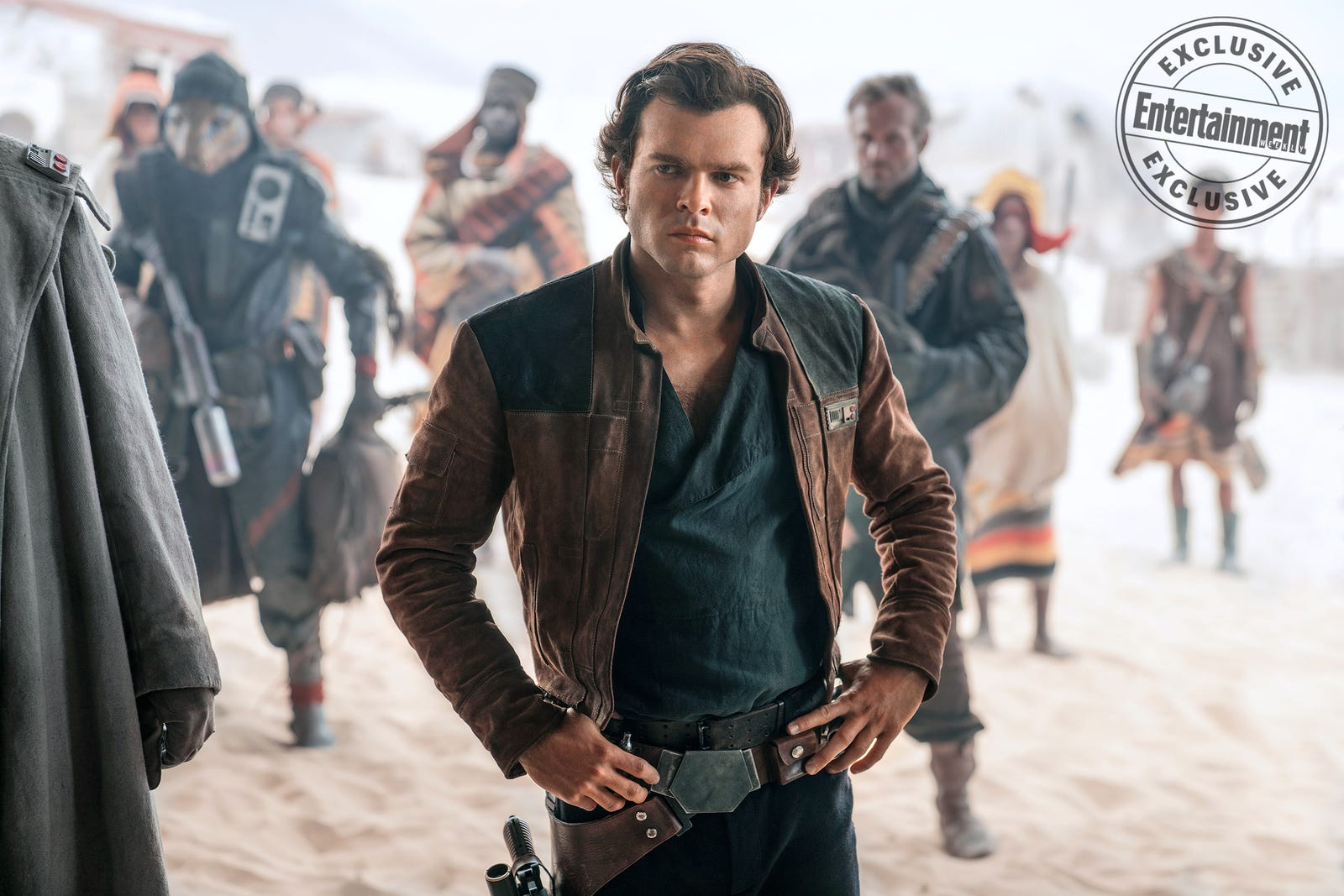 Potential looks for Han and Lando in this slideshow.