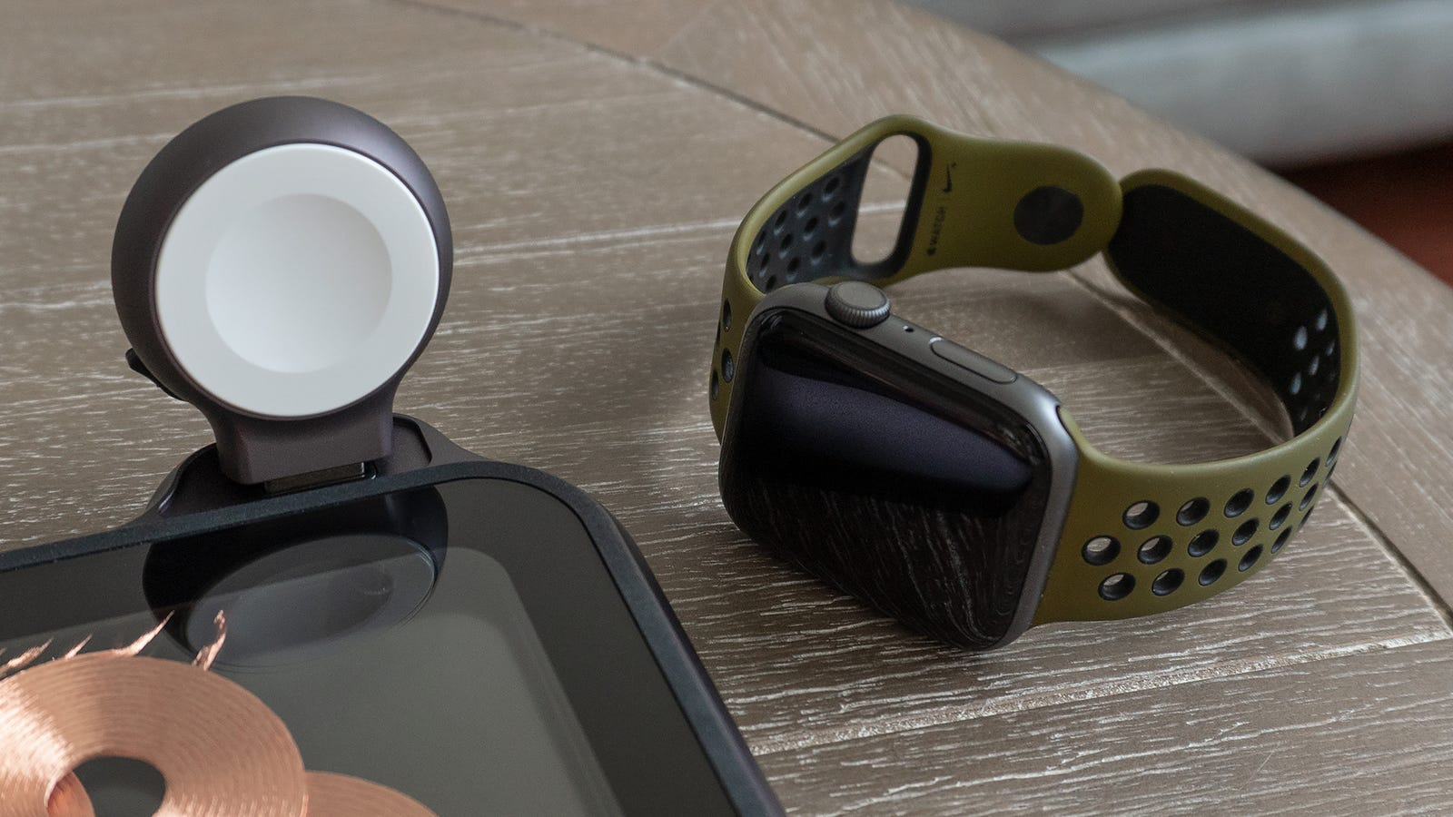 For an extra $50 Zens sells a solution to the Apple Watch's proprietary charger.