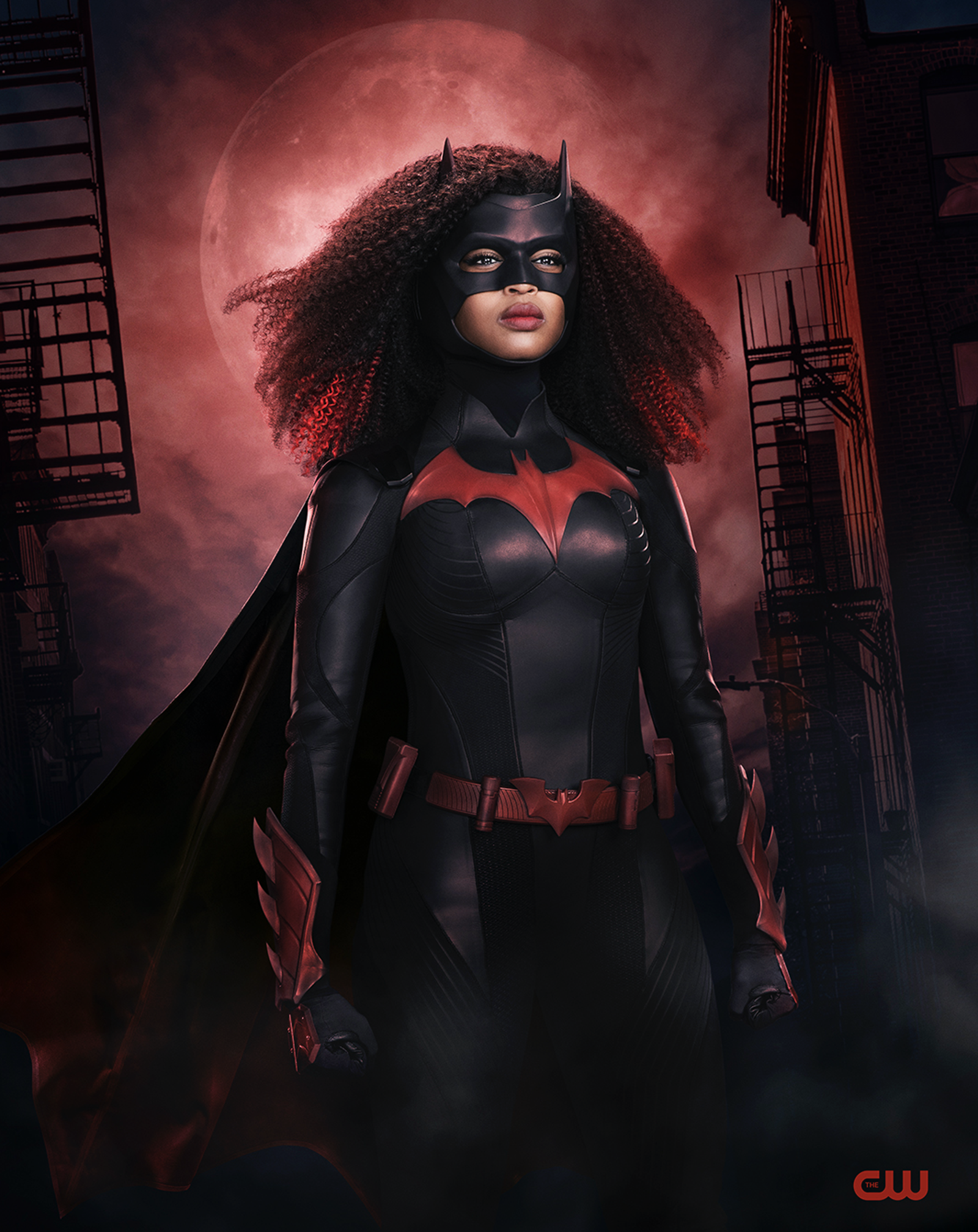Illustration for article titled Javicia Leslie shows off her new iBatwoman /isuit