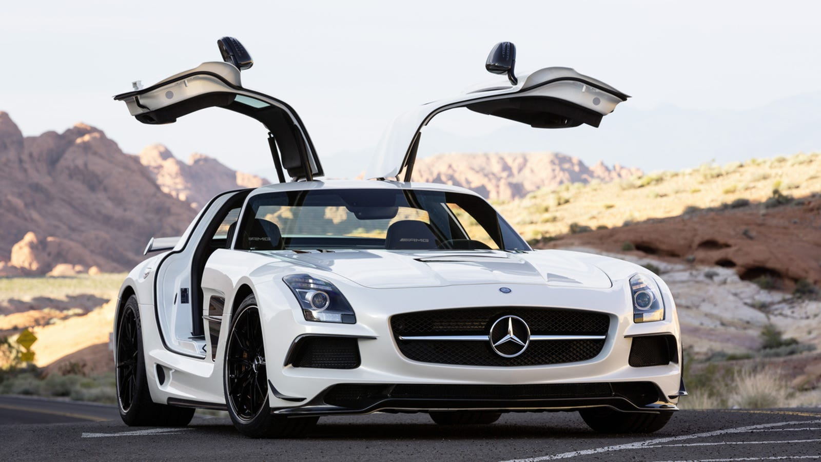 Illustration for article titled Mercedes-Benz AMG Black Series Spotters Guide
