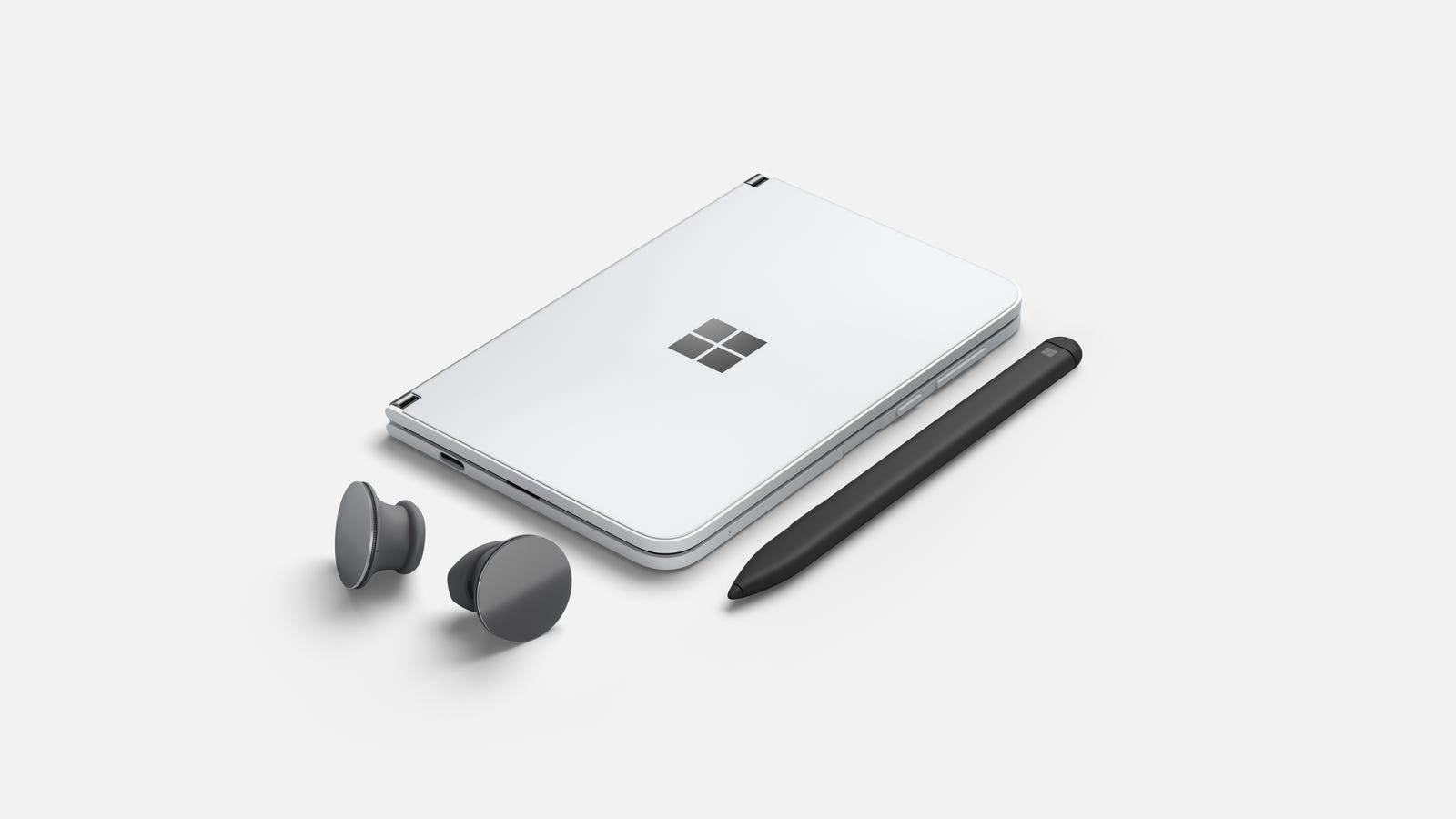 Click through for more high-res images of the Surface Duo.