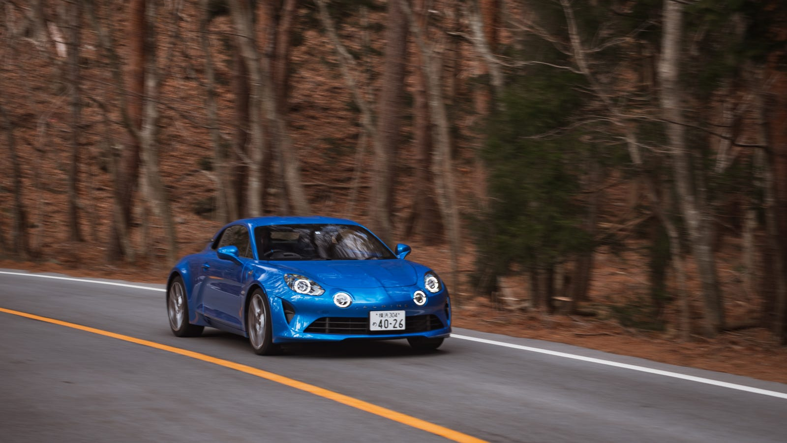 Illustration for article titled The 2019 Alpine A110 Is the Definitive Modern Sports Car
