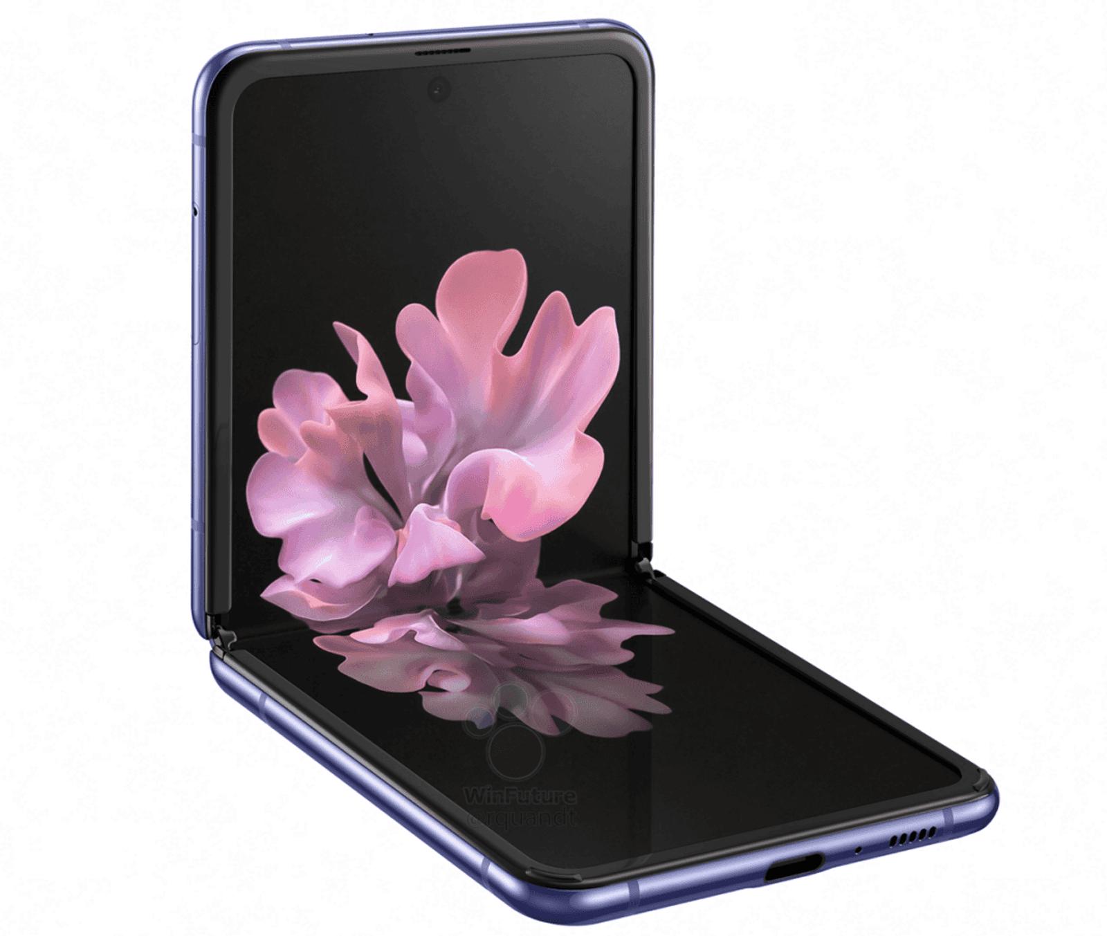 Illustration for article titled Filtran imágenes y las características completas del Samsung Galaxy Z Flip