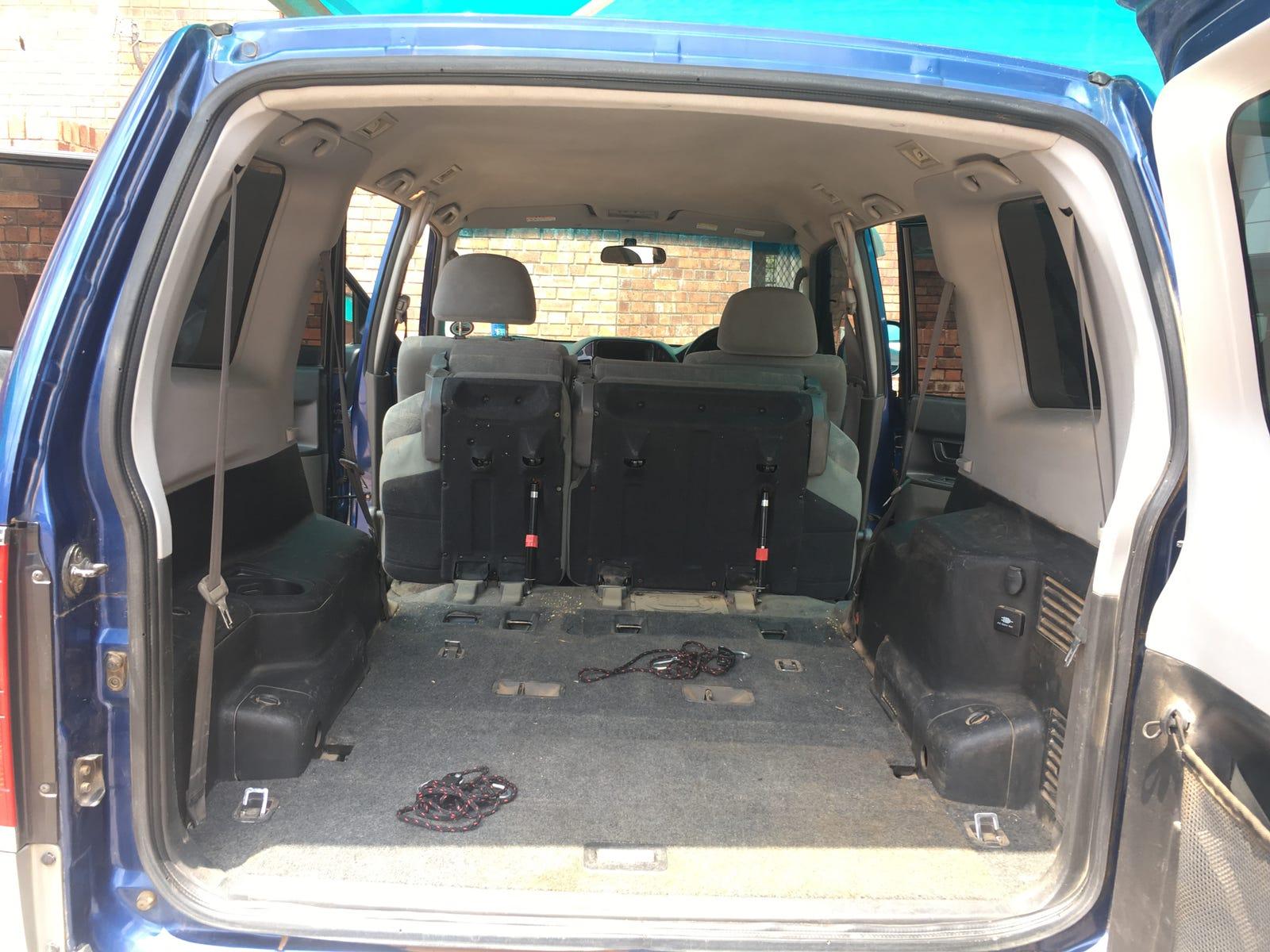 Seat rearranging: Option 1