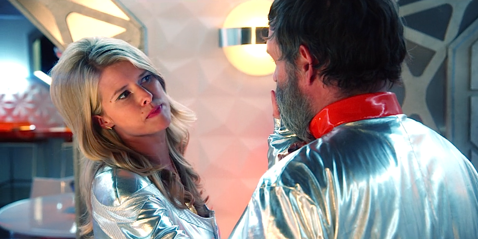 """""""There are no buts in space!"""" (Screenshot: Lady Dynamite)"""
