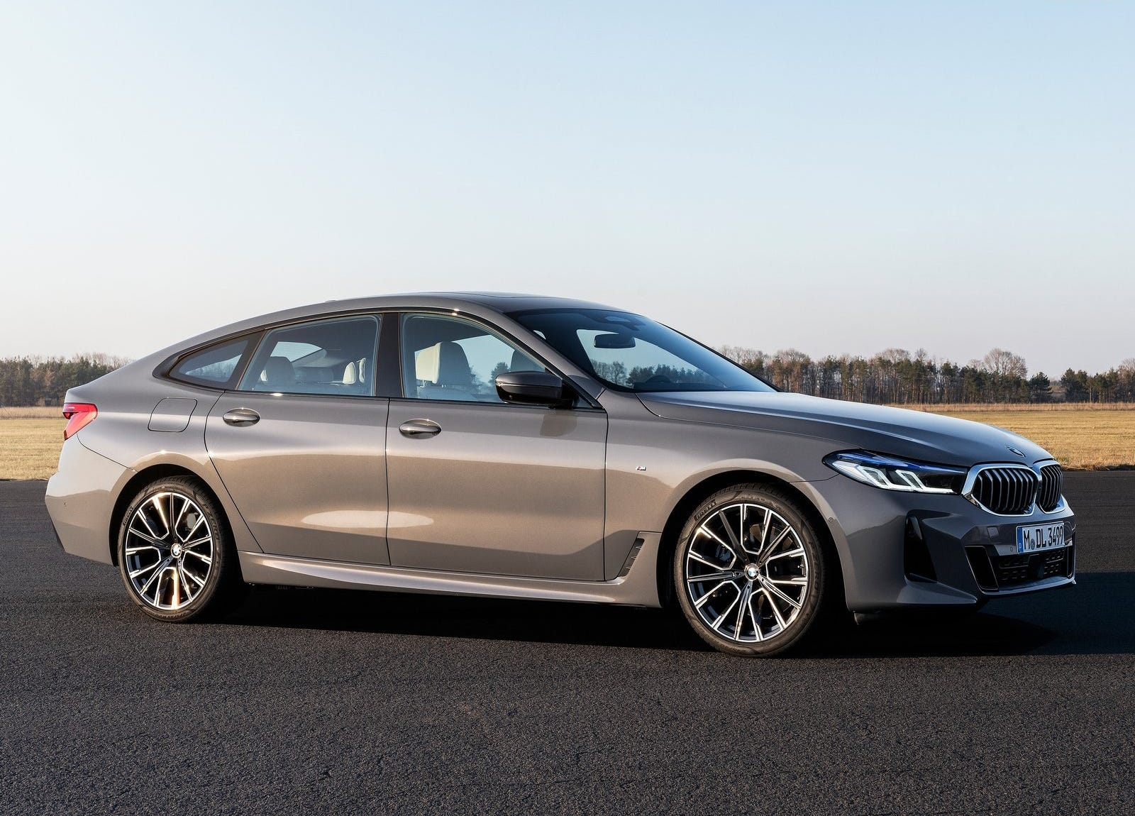 Illustration for article titled BMW Just Updated Its Strangest Car