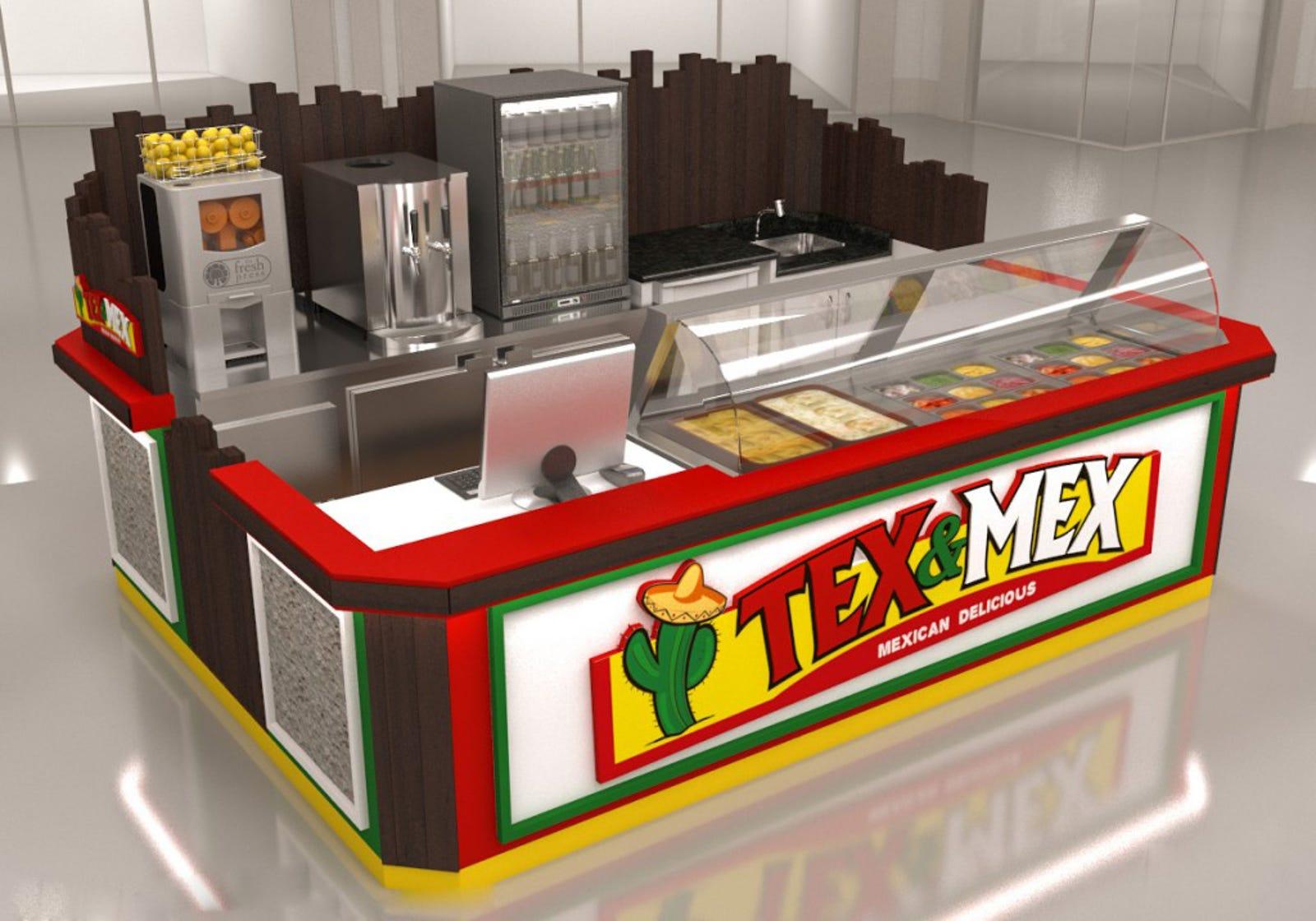 Illustration for article titled How About Food Kioskem/em
