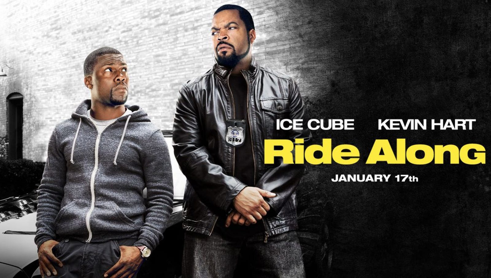 Yo, what up, it's your boy Ice Cube, and today, after extensive delays on the part of Universal Pictures' marketing department and a number of other setbacks, I'm about to take you on a ride along. So buckle up. It's gonna be a wild ride.