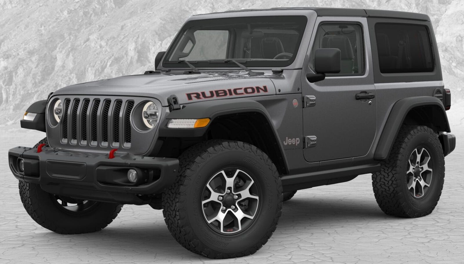 The Wrangler is a stubborn car, it's mostly used for mall-crawls nowadays but FCA never removed the off road credibility from it. I think the best iteration will be the hybrid one.