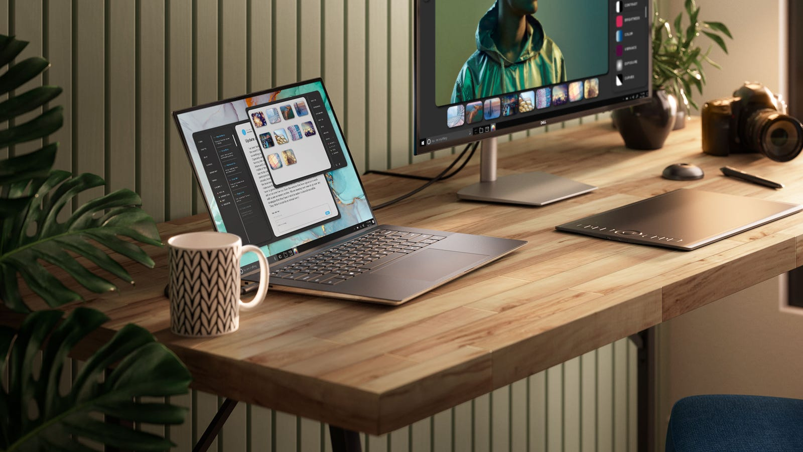 The new XPS 15.