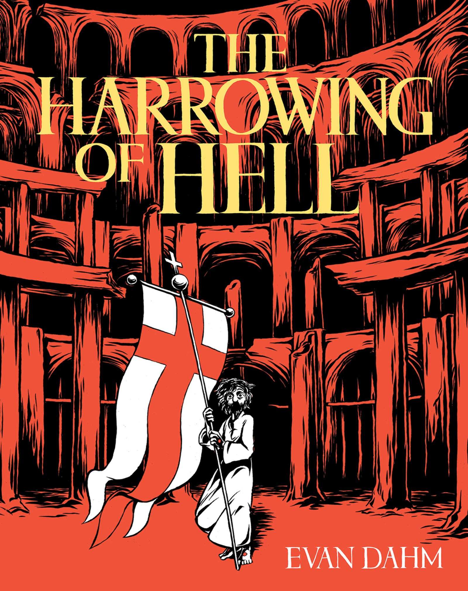 Illustration for article titled iThe Harrowing of Hell/i is the rare Christian-themed comic deserving of universal attention