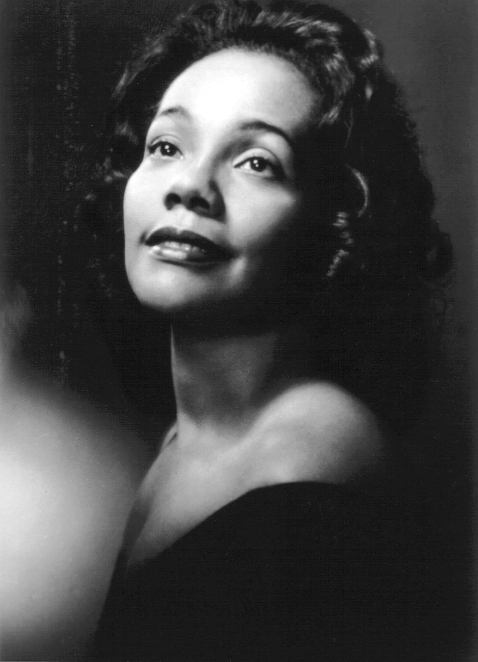 Coretta Scott King, date unknown, via the Schomburg Center (Photo12/UIG/Getty Images)