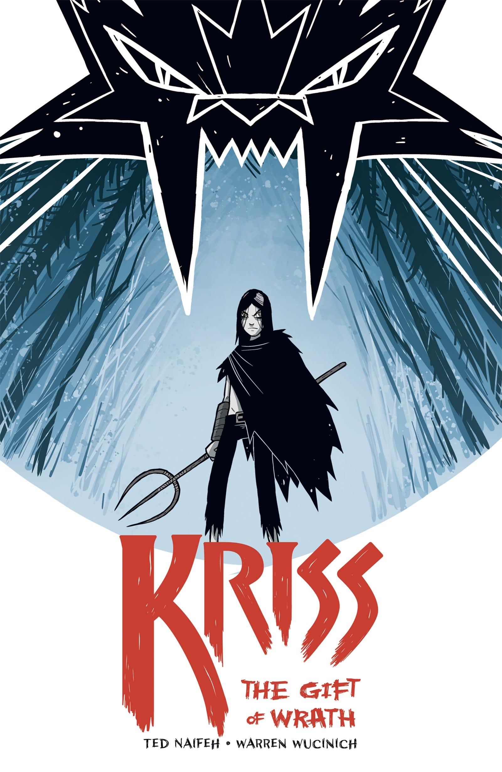 Cover by Warren Wucinich