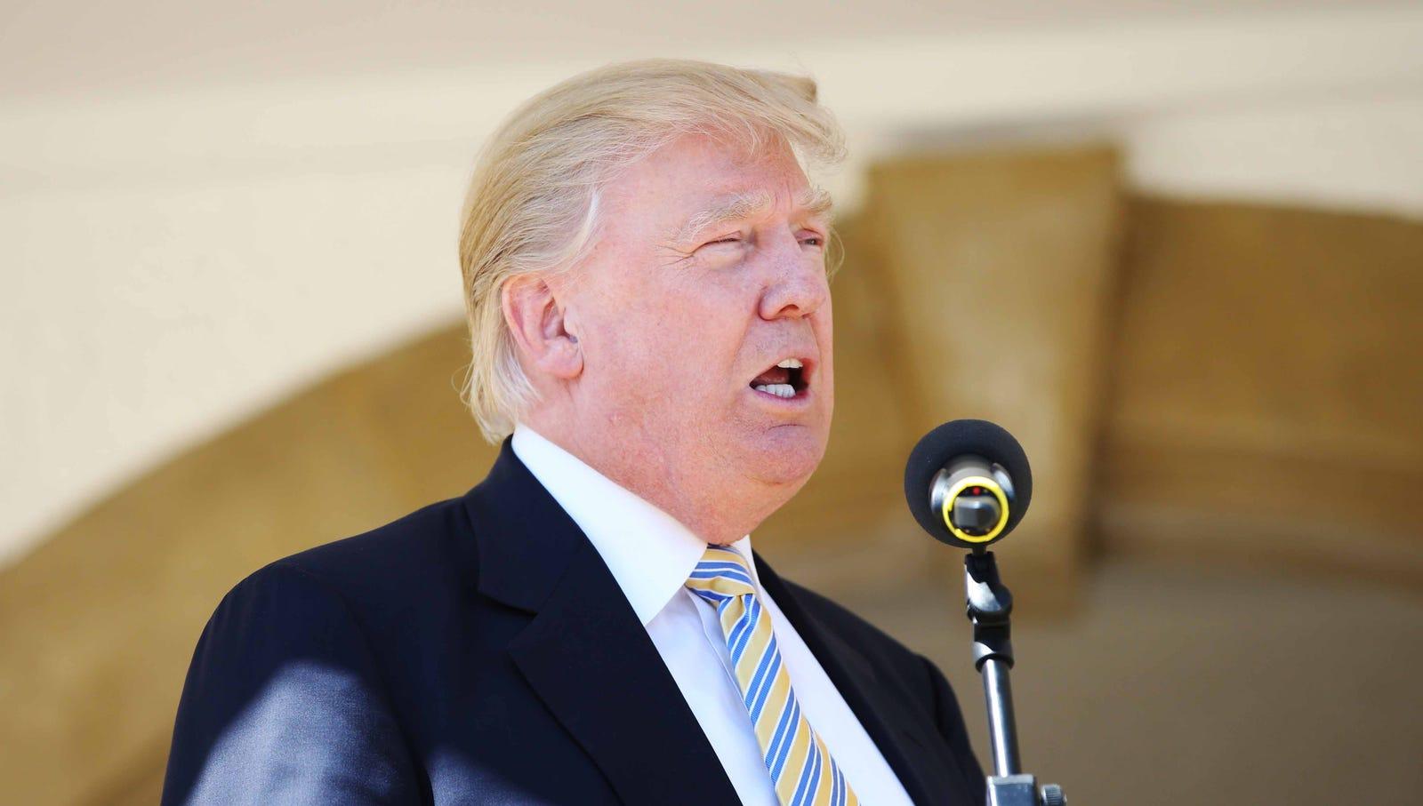 Trump Tells Iowa Dairy Farmers He Has Cows 500 Times Bigger Than Theirs