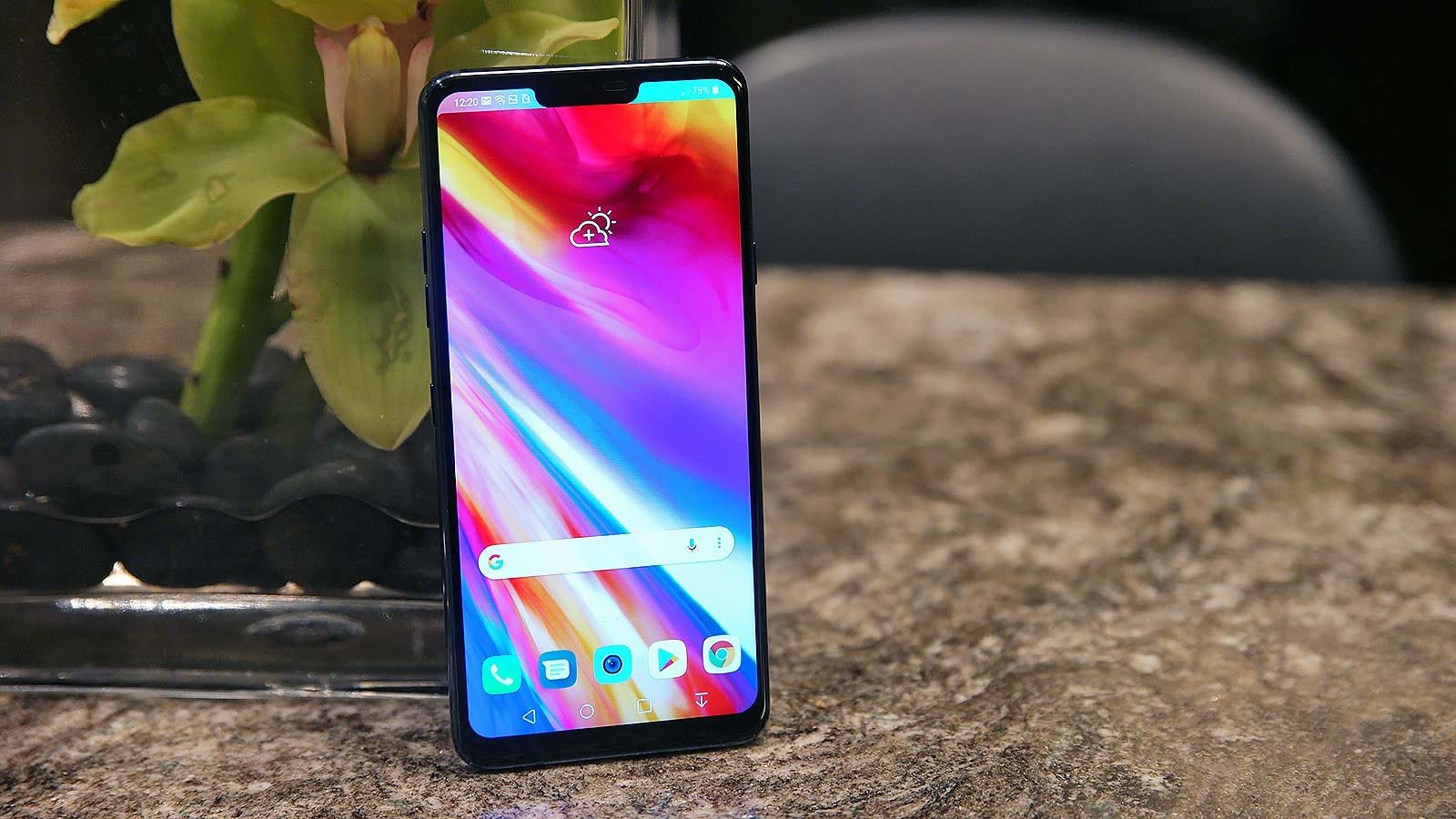 With on optional rainbow border, you can make sure that notch doesn't get overlooked.