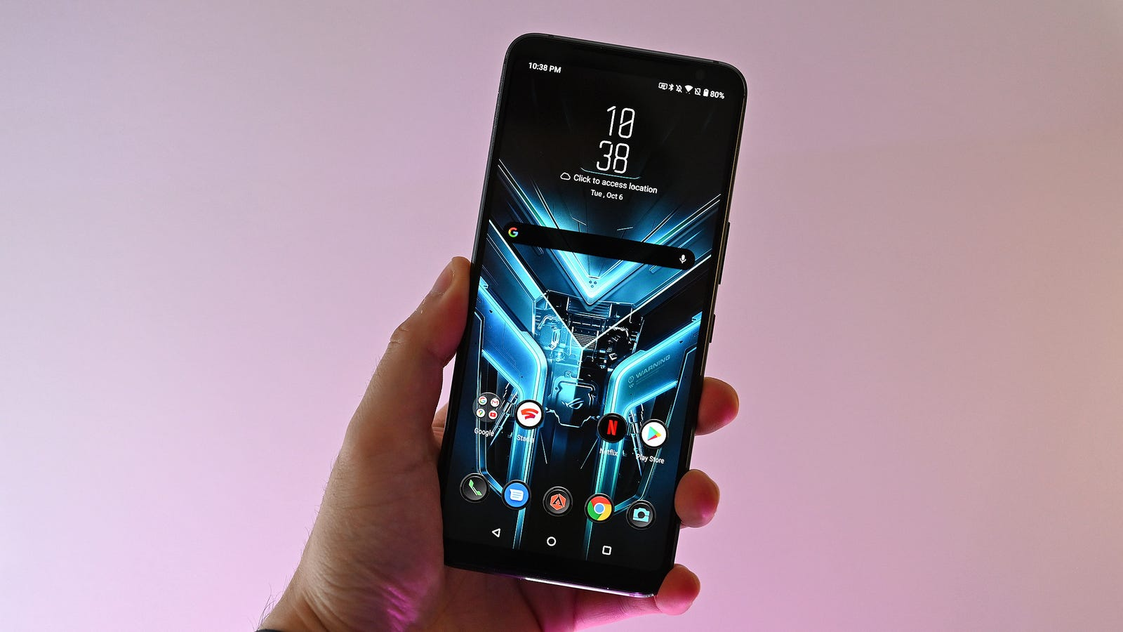 Click through for more images of the ROG Phone 3.