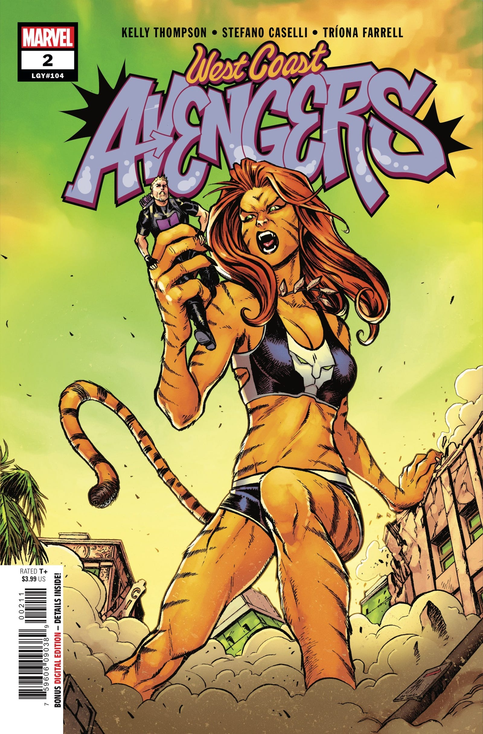 Cover by Stefano Caselli and Nolan Woodard