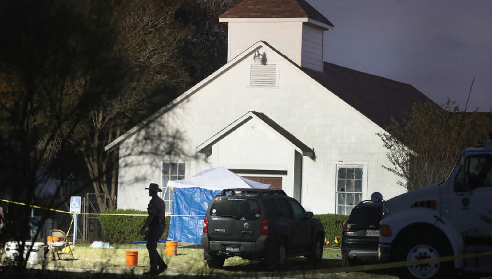 Nation To Wait For More Facts On Texas Shooting Before Doing Absolutely Nothing About It