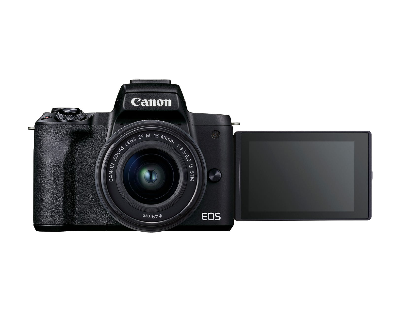 Click through for more official images of the EOS M50 Mark II.