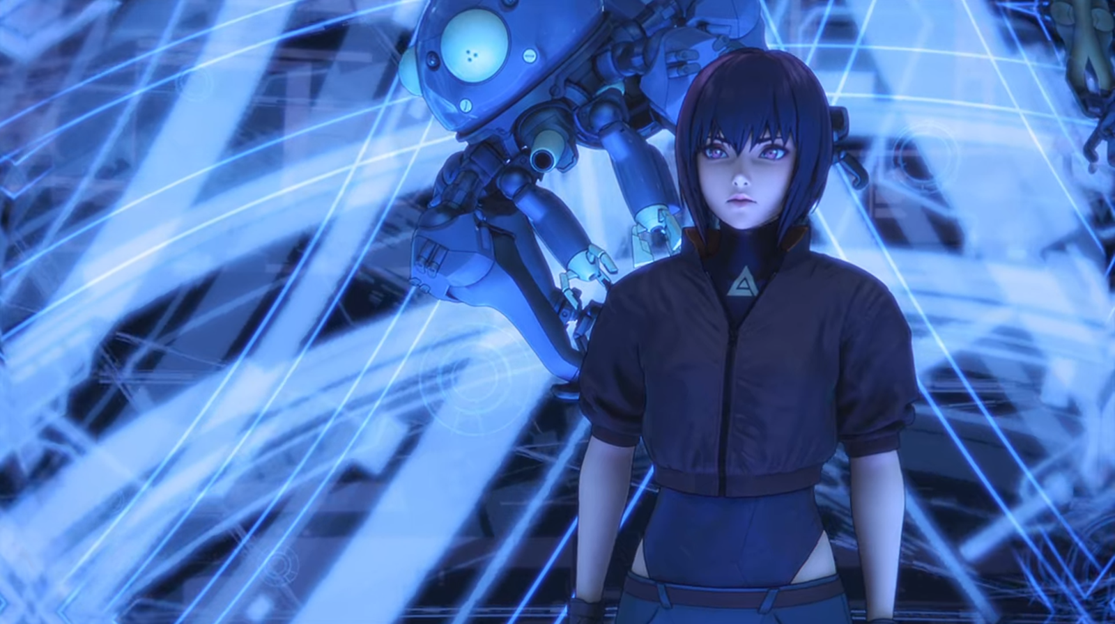 Ghost In The Shell Sac 2045 Is A Middling Return To A Classic Series
