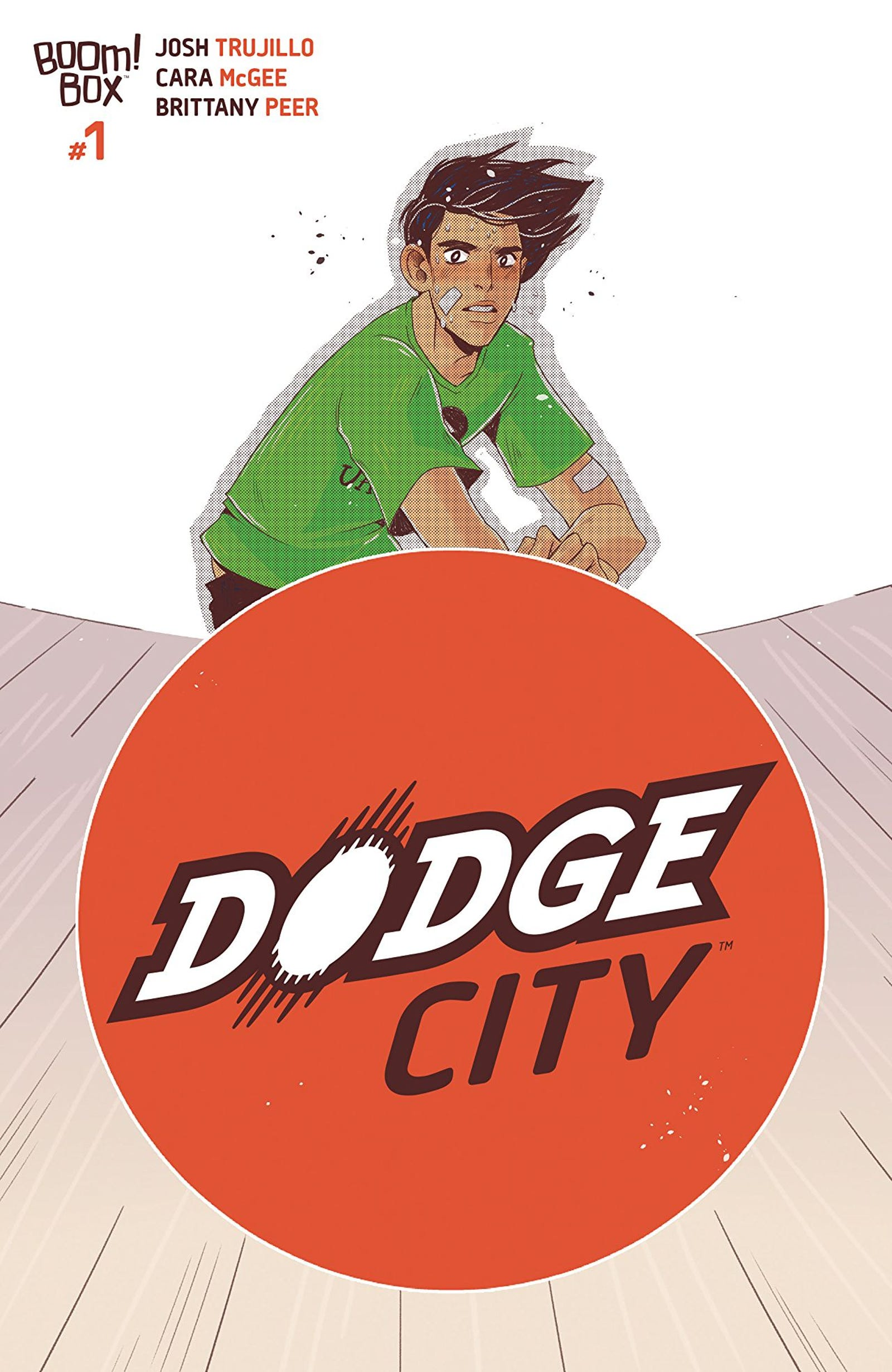 Illustration for article titled iDodge City/i taps into sports manga tropes to tell a fun story full of heart