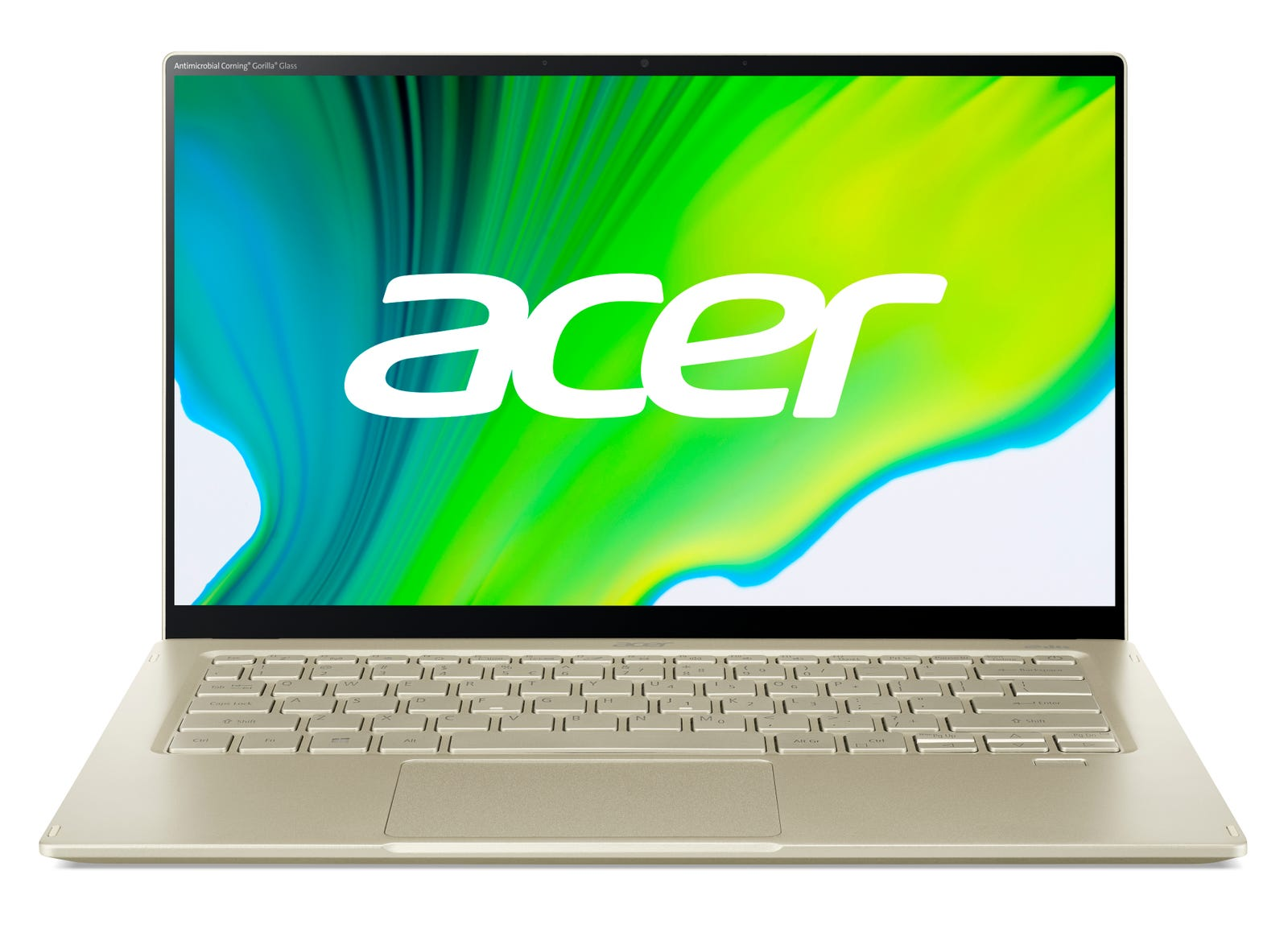 Click through for more photos of the Acer Swift 5.