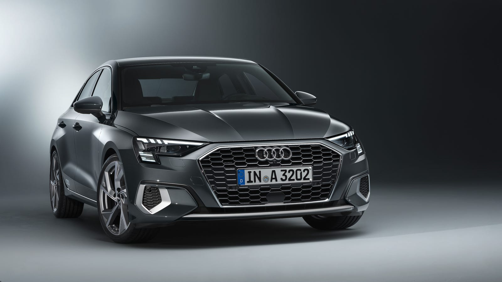 Illustration for article titled The 2021 Audi A3 Has Hyundai To Thank