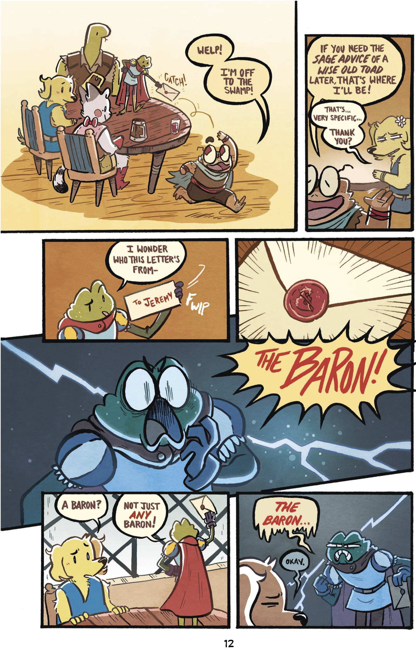 Illustration for article titled This emDungeon Critters/em exclusive puts an adorable spin on dungeon crawling