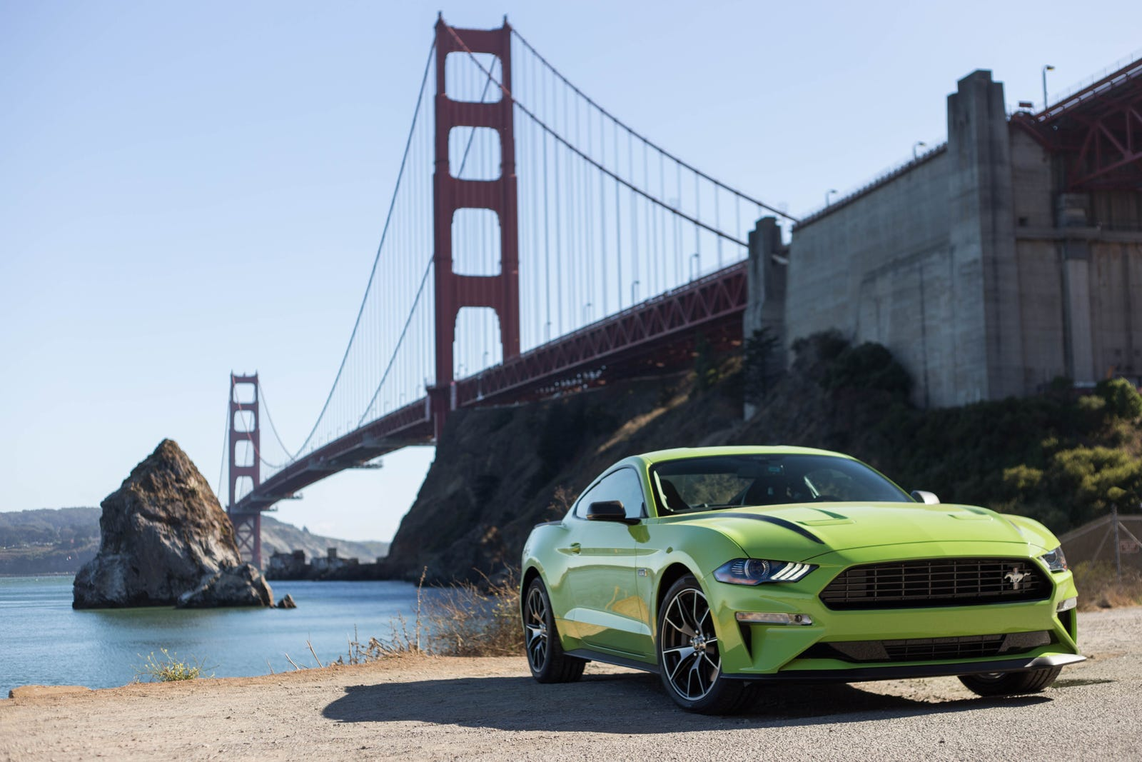 Illustration for article titled The 2020 Ford Mustang EcoBoost High Performance Package Drives Like A European Sports Car