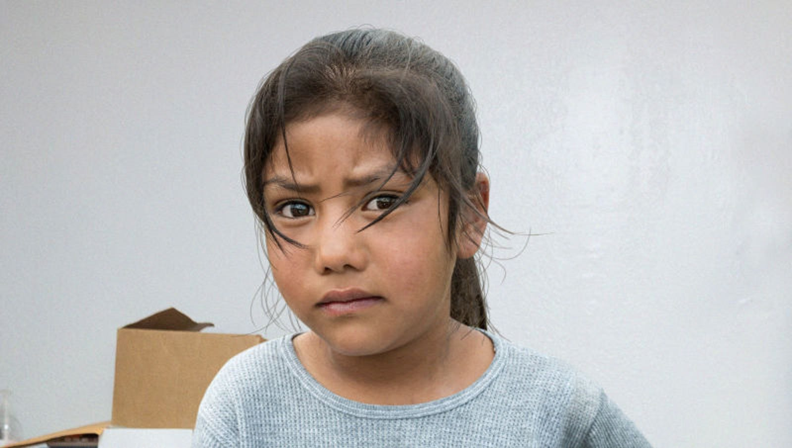Picky Refugee Just Expects To Be Reunited With Exact Same Family As Before