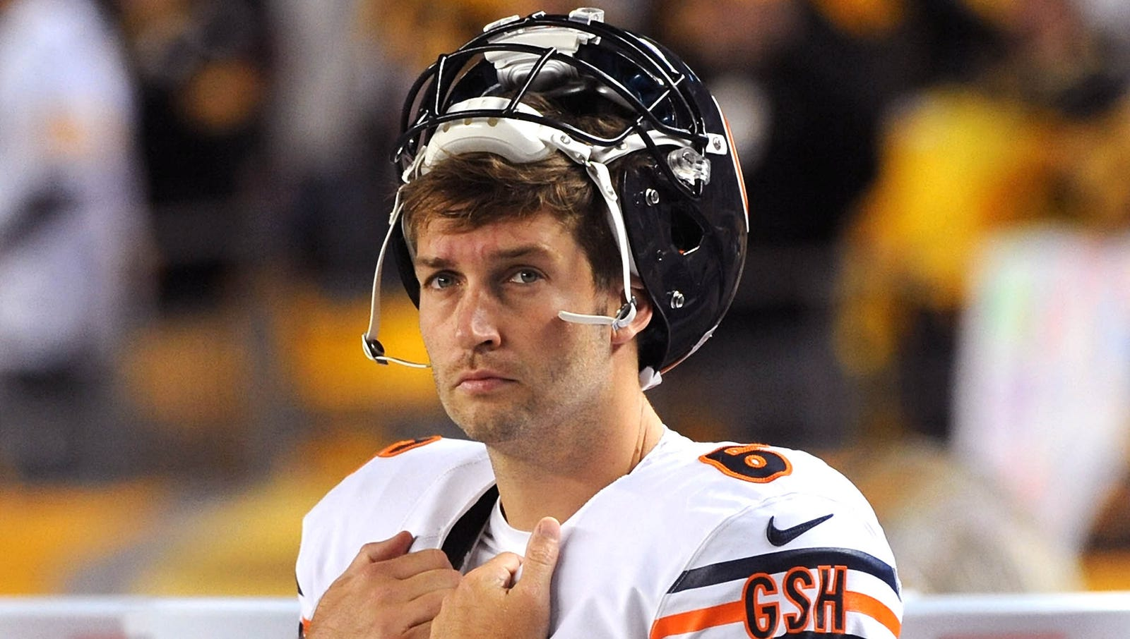 Bears GM Confident Team Has Right Pieces In Place To Trade Jay Cutler