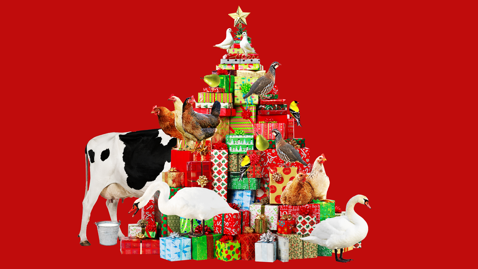 HOLIDAYS ''The 12 Days of Christmas'' Is a Sickening Chronicle of Consumerist Excess