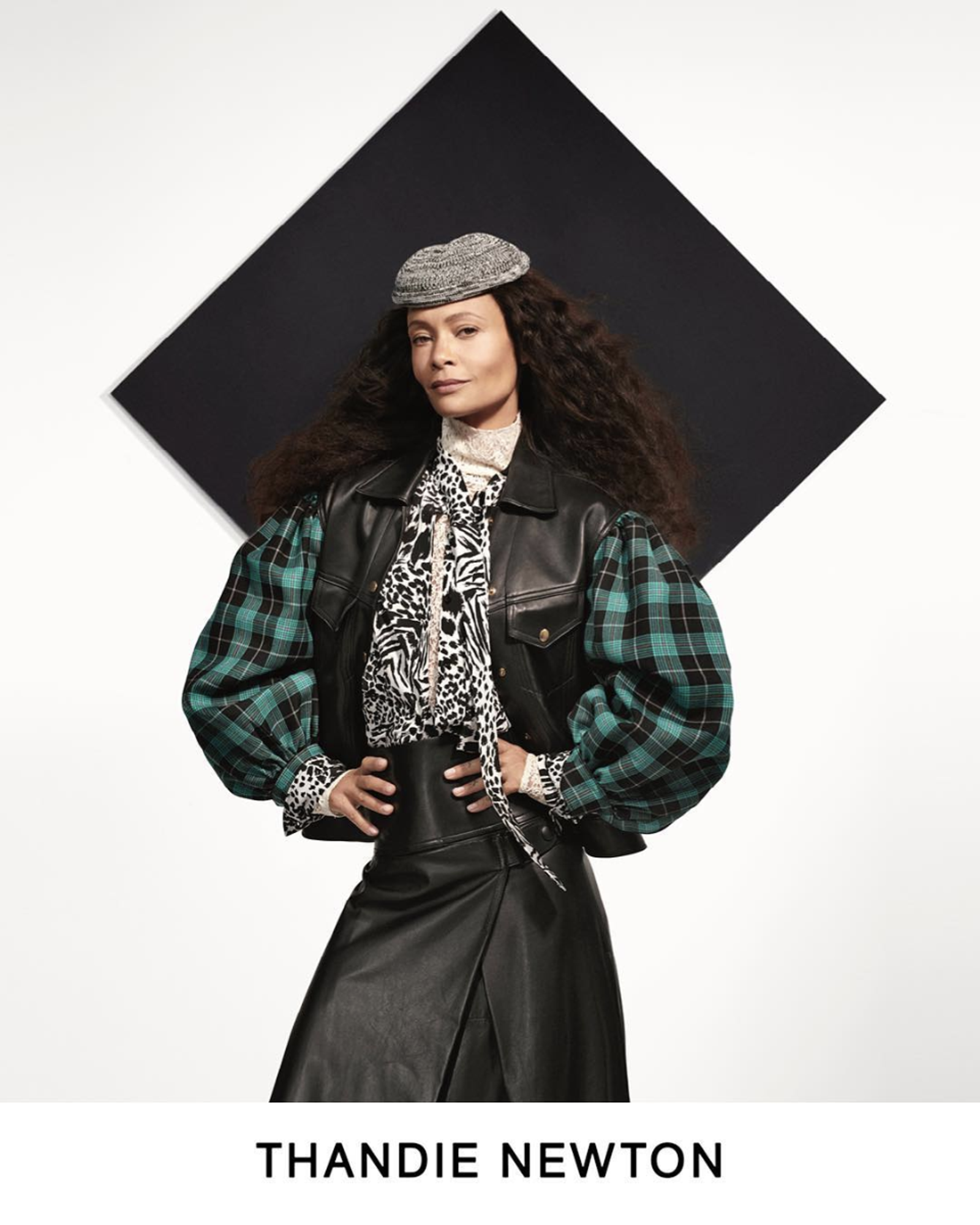 Illustration for article titled Indya Moore, Thandie Newton and More Star in Louis Vuitton's Pre-Fall Lookbook