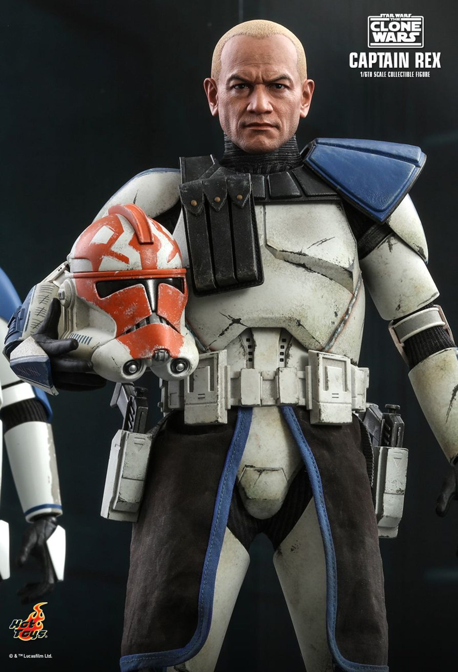 Illustration for article titled Hot Toys First iClone Wars/i Figure Is Incredibly Brain-Breaking