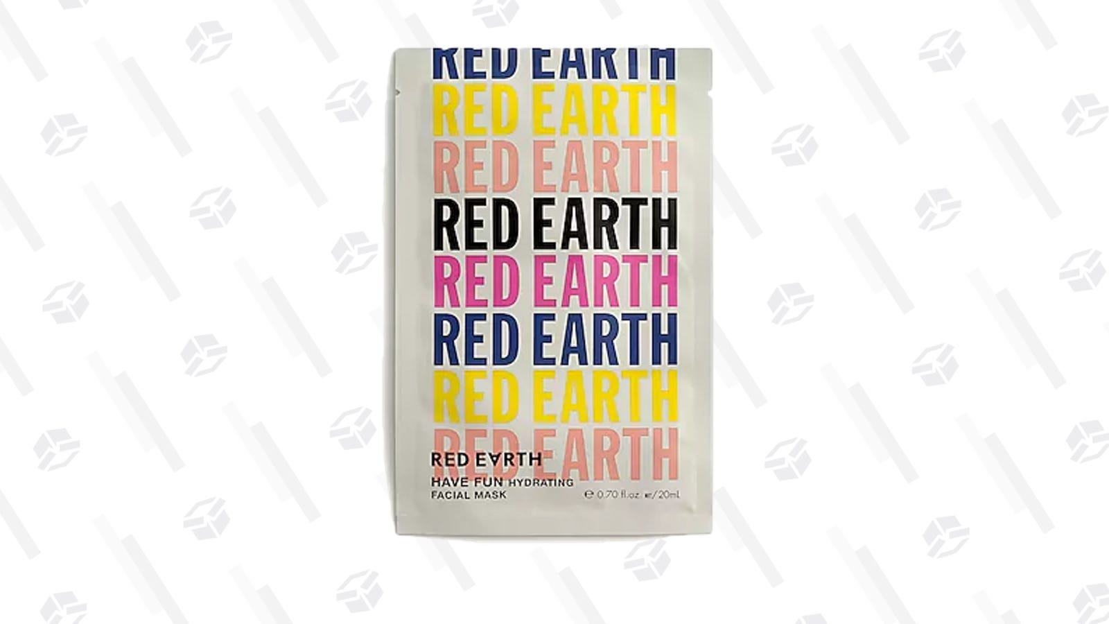 Red Earth Hydrating Face Mask | $3 | J.Crew