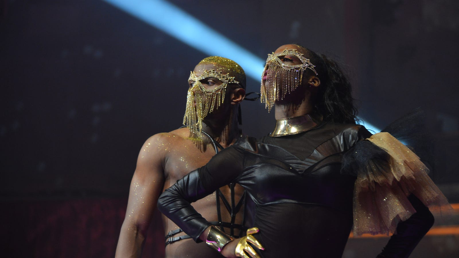 Performance at LOVE Ball III at Gotham Hall on June 25, 2019 in New York City.