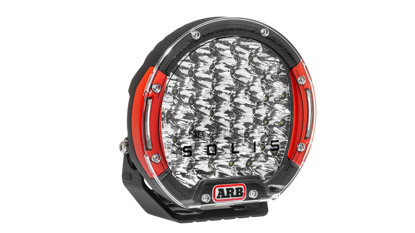 Illustration for article titled The ARB Intensity Solis Is A New Large, Dimmable, LED Off-Road Light