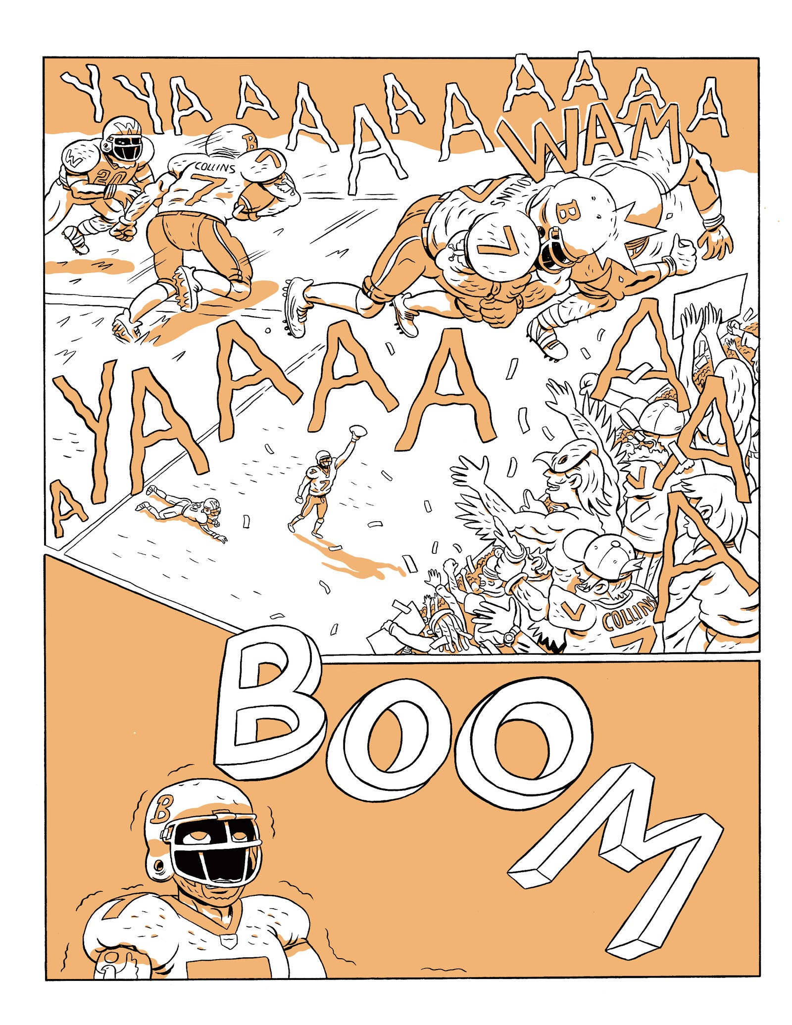 Illustration for article titled iSports Is Hell/i is an incendiary takedown of toxic fan culture