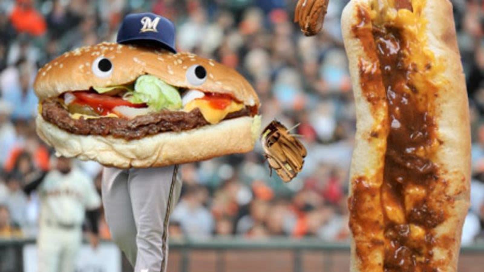 C.C. Sabathia, Prince Fielder Keep Imagining Each Other As Giant Talking Hot Dog, Hamburger