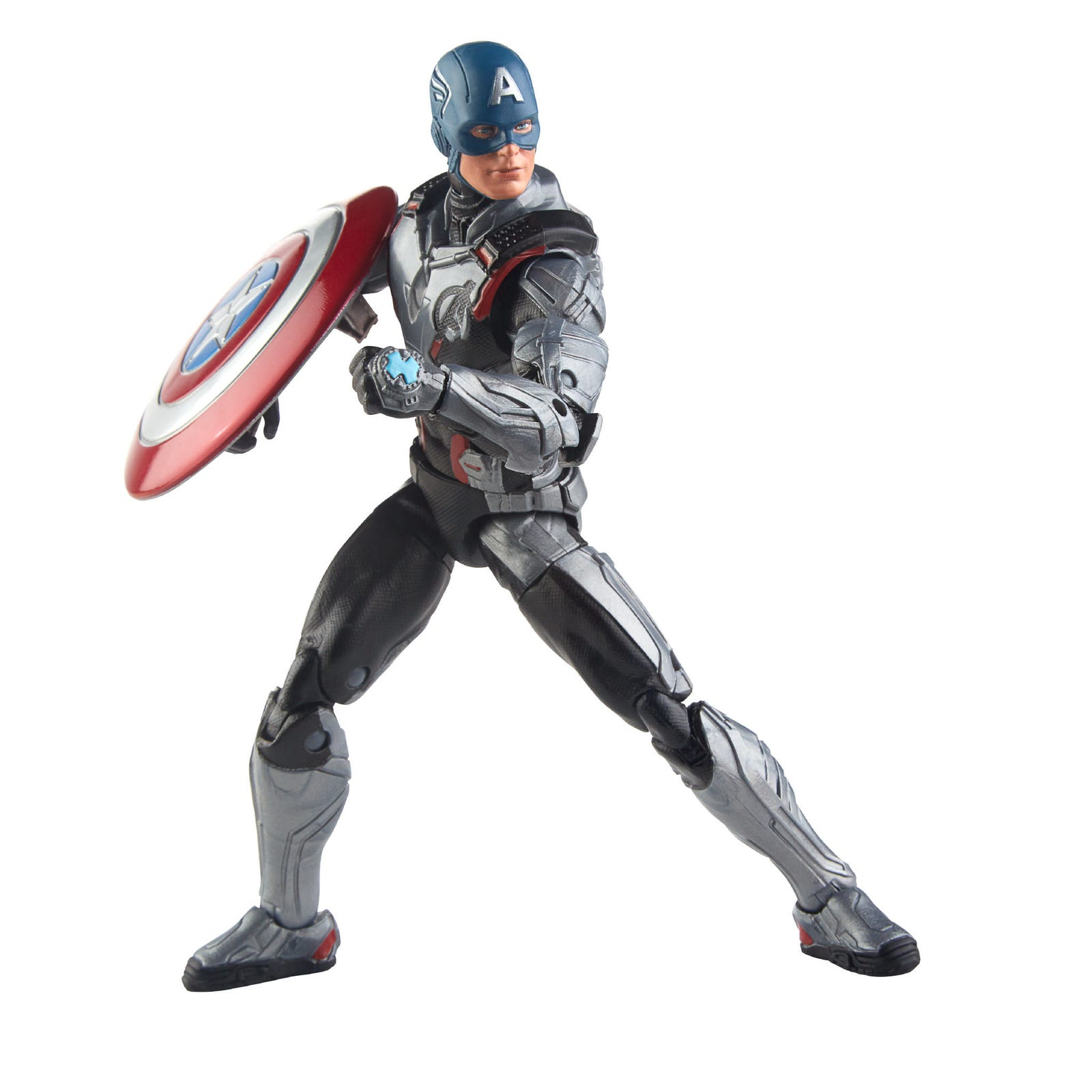 The 6-Inch Marvel Legends Avengers: Endgame Captain America. All these figures will retail for $20.