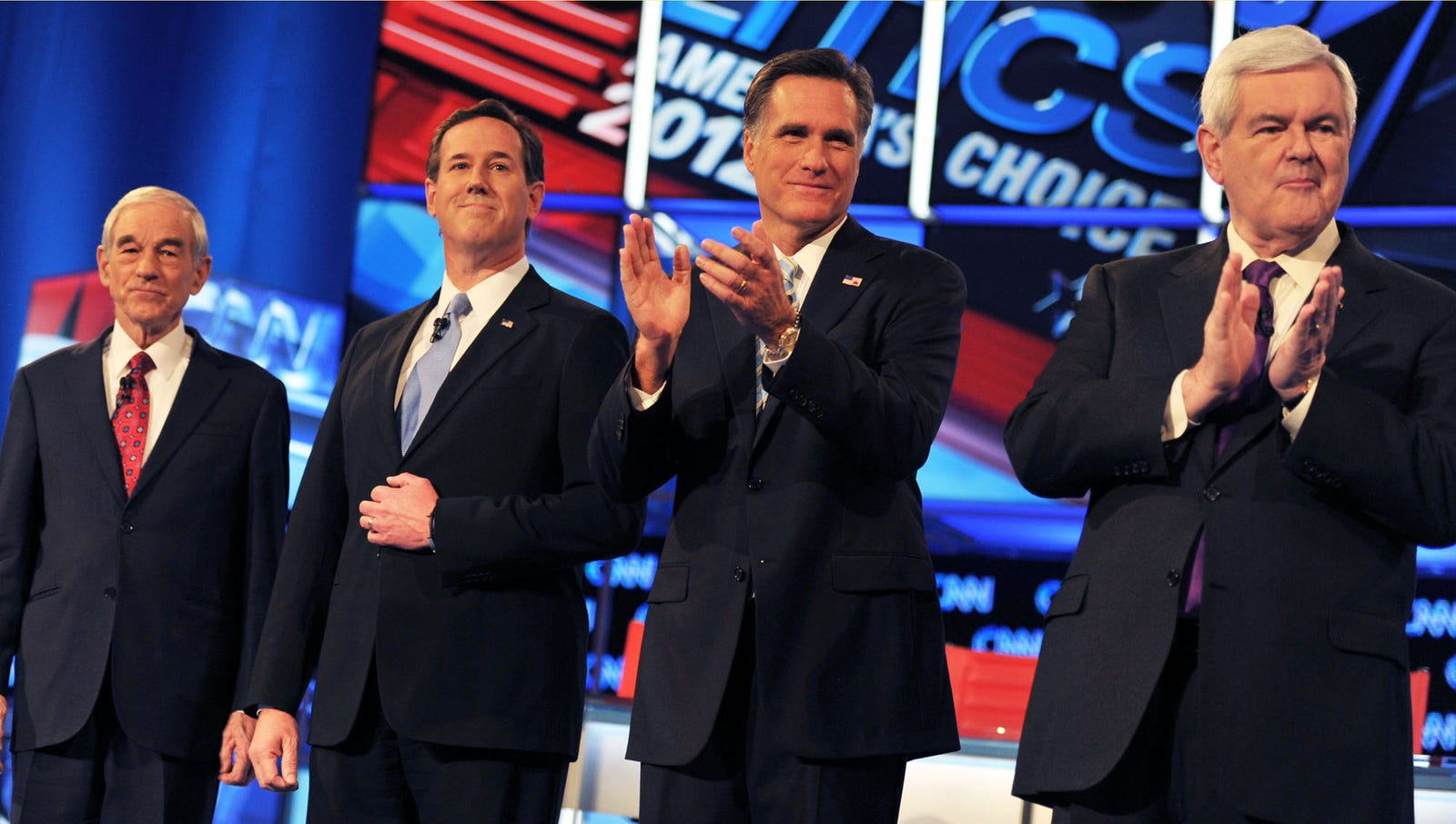 Number Of Songs GOP Candidates Can Use Down To 4