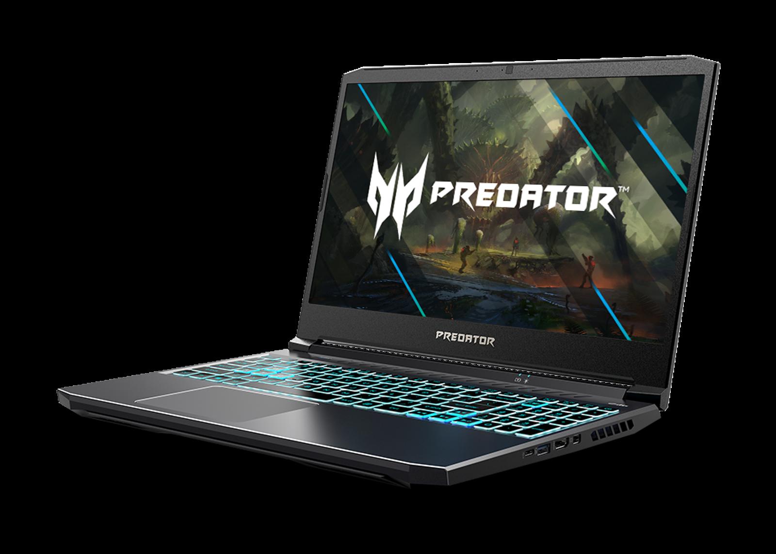 Acer Predator Helios 300 gaming notebook