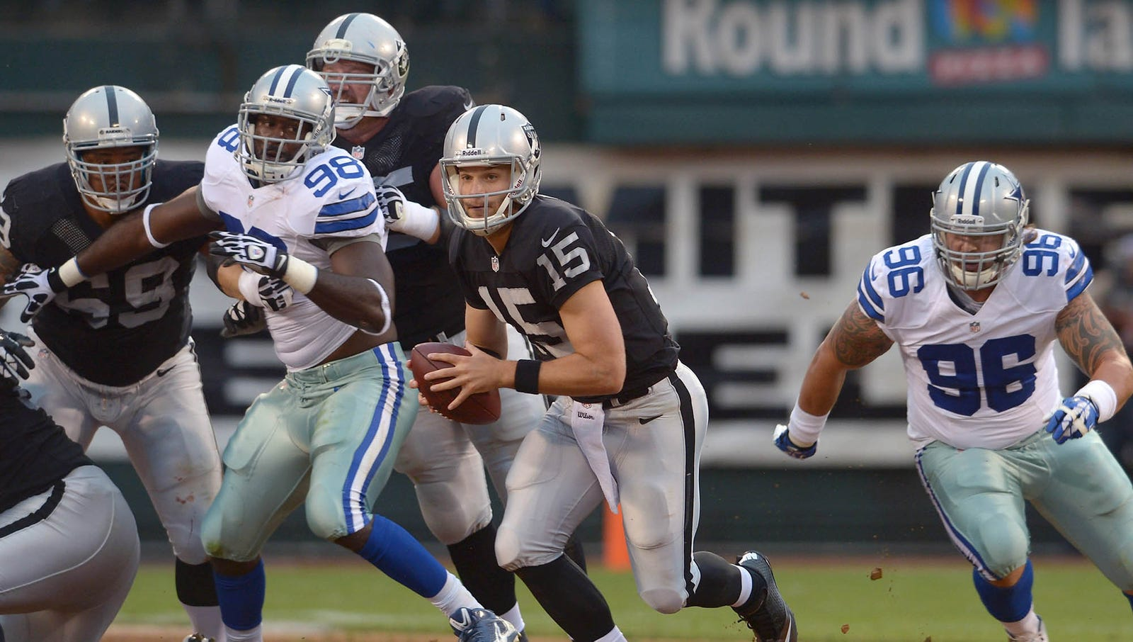 Oddsmakers Say Oakland Raiders A Long Shot To Finish Season